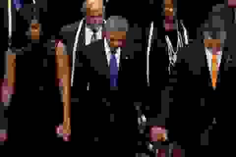 Tổng thống Obama: Chúng ta đã đòi hỏi quá nhiều từ cảnh sát
