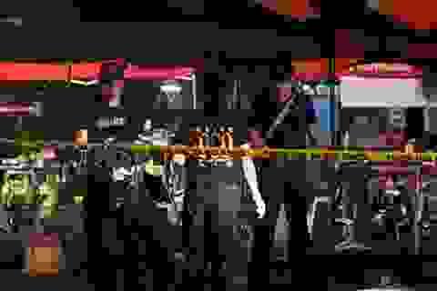 Abu Sayyaf nhận trách nhiệm vụ đánh bom khu chợ đêm ở Philippines