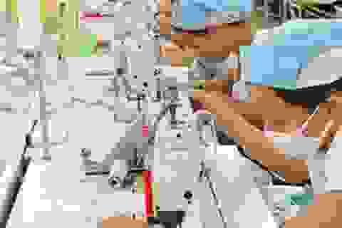Doanh nghiệp dệt may: Vẫn cần lao động trên 30 tuổi