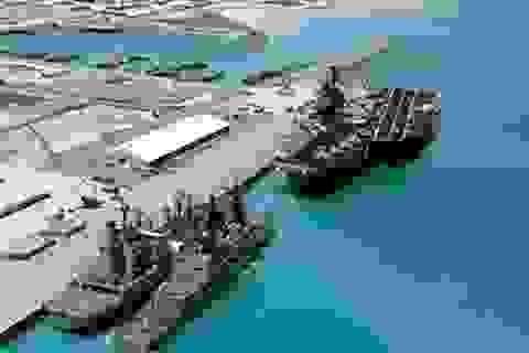 Mỹ có nguy cơ mất căn cứ quân sự quan trọng ở Ấn Độ Dương