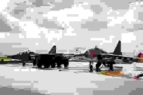 Cuộc chiến Syria: Chi tiết buổi điểm danh sức mạnh Nga