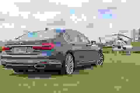 BMW triệu hồi xe 7-Series trên toàn thế giới