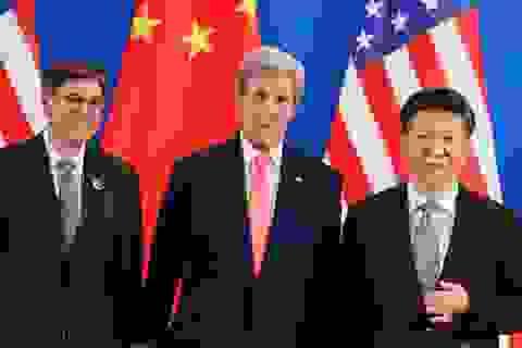 Biển Đông khoét thêm hố sâu quan hệ Mỹ - Trung