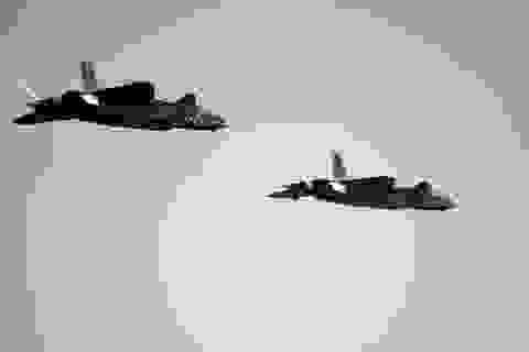 Máy bay chiến đấu Trung Quốc bị nghi giống chiến đấu cơ thế hệ 5 của Nga