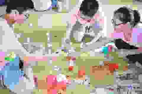 Trại hè Trẻ em sáng tạo kích hoạt ước mơ và trí tưởng tượng như thế nào?