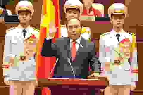 Ông Nguyễn Xuân Phúc đắc cử Thủ tướng Chính phủ
