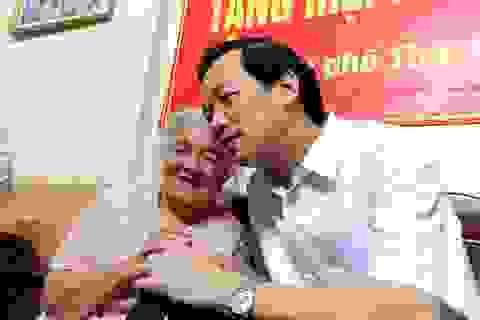 """Bộ trưởng Đào Ngọc Dung: """"Giải quyết dứt điểm 1.342 người có công chưa được hưởng chính sách"""""""