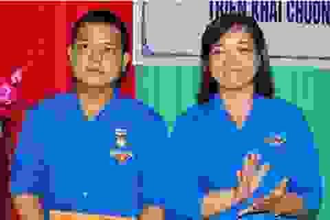 Trao huy hiệu Tuổi trẻ dũng cảm cho thanh niên cứu 2 người gặp nạn
