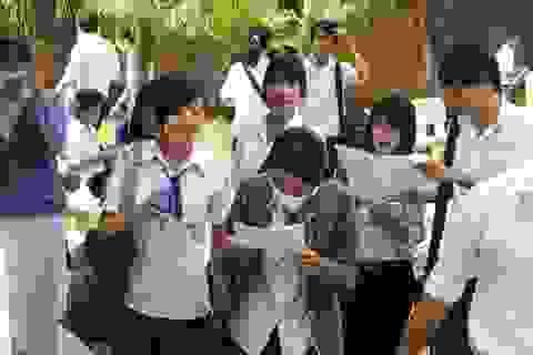 Luyện thi trắc nghiệm trên mạng: Học sinh cần cẩn trọng