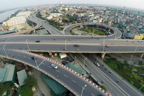Hà Nội: Xây đường trên cao Vĩnh Tuy - Ngã Tư Sở