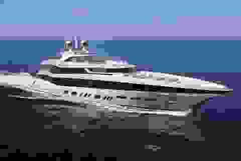 """Lộ diện nội thất siêu du thuyền Benetti """"Fisker 50"""" có giá hơn 1.100 tỷ đồng"""