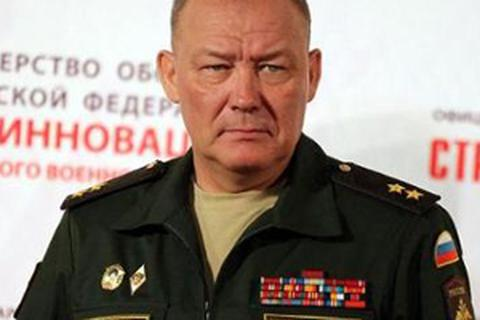 Vì sao Nga thay chỉ huy chiến dịch chống khủng bố ở Syria?