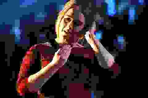 Adele não nề vì phần biểu diễn không như ý tại Grammy 2016