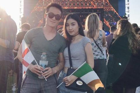 """Du học sinh Việt tại Paris đã sẵn sàng """"ăn ngủ cùng Euro"""""""