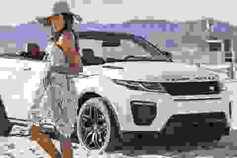 Phần lớn khách mua xe Evoque mui trần là phụ nữ
