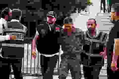 Thổ Nhĩ Kỳ vẫn chưa yên bình