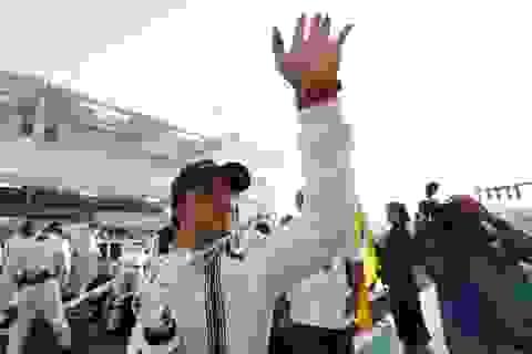 Massa ở lại đội Williams; Bottas có thể thế chỗ Rosberg
