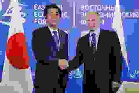 """Những dấu hiệu """"ấm lên"""" trong quan hệ Nga - Nhật?"""