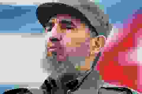 Việt Nam đau buồn sâu sắc khi được tin đồng chí Fidel Castro từ trần