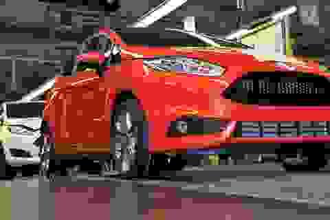Ford chuẩn bị ra mắt Fiesta thế hệ mới