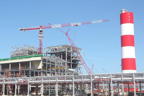 Hoãn đưa vào hoạt động nhà máy luyện gang thép Formosa Hà Tĩnh