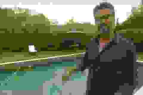 George Michael khoe nhà siêu đẹp trên truyền hình