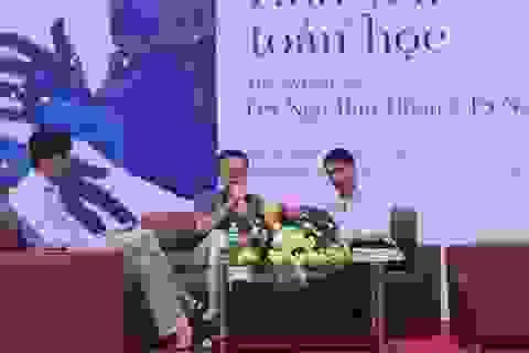 GS Ngô Bảo Châu: Một số nước có xu thế thi trắc nghiệm Toán