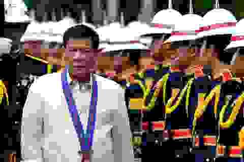 Tổng thống Philippines dọa ngừng hiệp ước quốc phòng với Mỹ