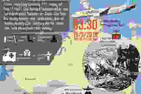 [Infographics] Toàn cảnh vụ rơi máy bay FZ981 thảm khốc ở Nga