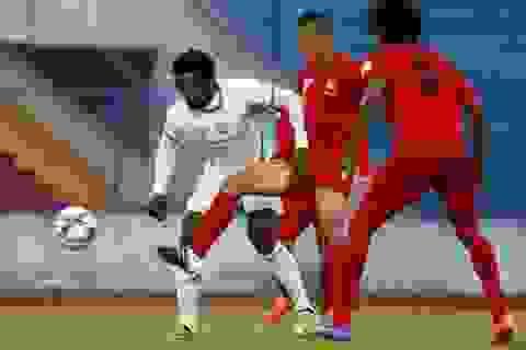 Thắng tối thiểu Cần Thơ, Hải Phòng dẫn đầu V-League