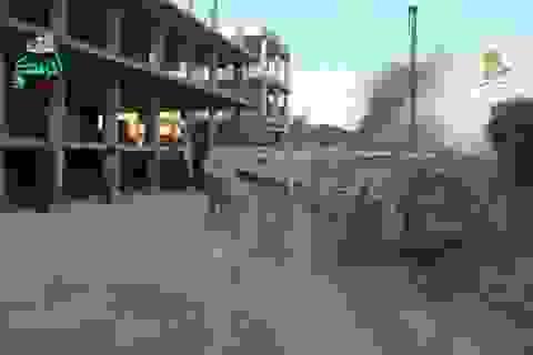 Hàng trăm tay súng thánh chiến thiệt mạng ở Aleppo