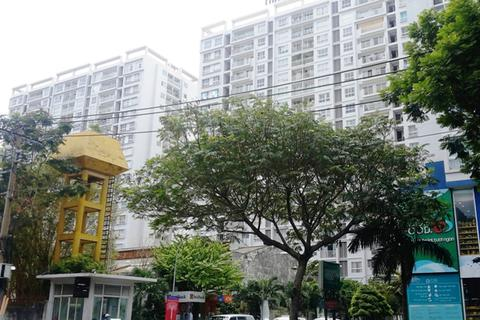Thêm 2 chung cư tại TP.HCM bị chủ đầu tư mang đi thế chấp