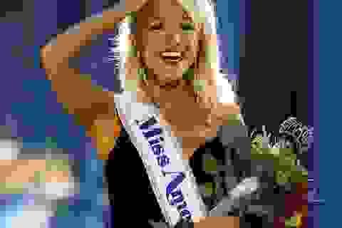 Chiêm ngưỡng nhan sắc tân hoa hậu Mỹ
