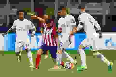 Real Madrid và Atletico bị cấm chuyển nhượng đến năm 2018