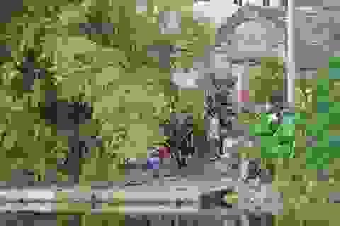 Hà Nội: Bị bắt vì nghi hiếp dâm, khai ra nơi chôn 2 cháu bé