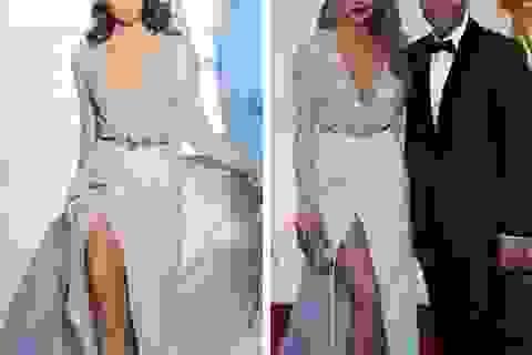 Những sao mặc đồ hiệu đẹp không kém siêu mẫu trên sàn catwalk