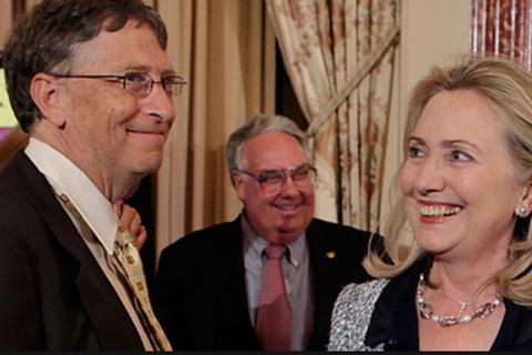 WikiLeaks: Bill Gates suýt được chọn tranh cử phó tổng thống Mỹ