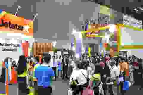 """Hàng nghìn vé máy bay giá rẻ được bán tại """"Hội chợ Du lịch Quốc tế 2016"""""""