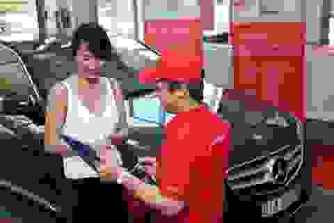 Vietnam Star Automobile ghi điểm bằng dịch vụ hậu mãi