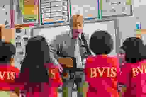 Tiếng Anh và tư duy toàn cầu: Chìa khóa cho tương lai của trẻ