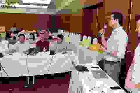 Khoảnh khắc tranh luận kịch tính giữa thí sinh và giám khảo Nhân tài Đất Việt 2016