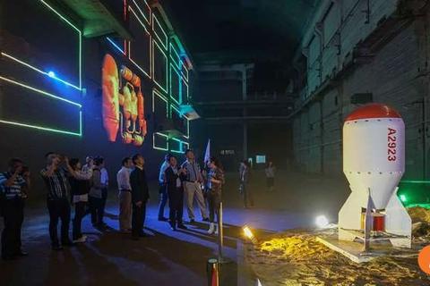 Bên trong công trình hạt nhân quân sự tối mật của Trung Quốc