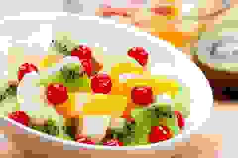 Thời điểm ăn trái cây tốt nhất?