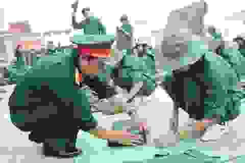 Bộ Giáo dục sẽ kiểm tra tiết học  về môn Giáo dục quốc phòng và an ninh