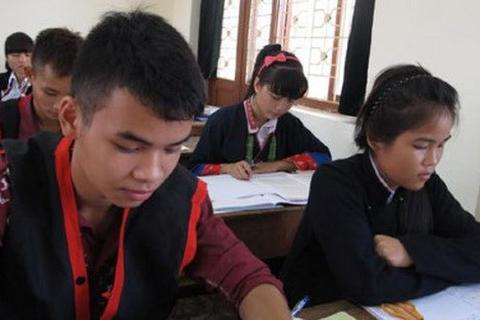 Học sinh cử tuyển học nghề từ 3 tháng trở lên được miễn học phí
