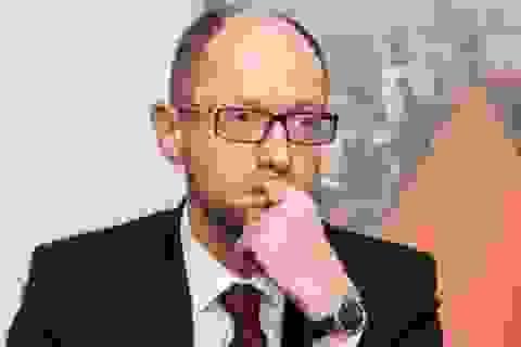 Hồi kết với thủ tướng Ukraine Yatsenyuk: Đã cách chức?