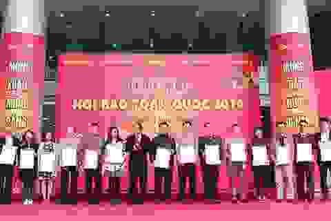 """Hội báo Toàn quốc – """"Bức tranh"""" sống động, tự hào của báo chí Việt Nam"""