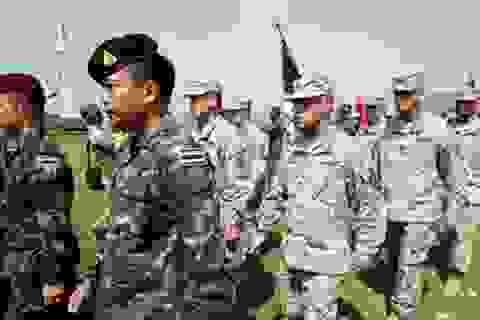 Việt Nam tham dự cuộc tập trận Hổ mang Vàng lần thứ 35