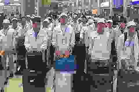 Tuyển lao động đi làm việc tại Hàn Quốc trong ngành ngư nghiệp năm 2016