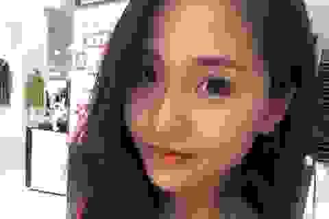 Nữ DHS Việt học giỏi từng thử sức làm người mẫu quảng cáo